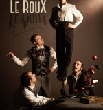 Cirque le roux, 'The elephant in the room'